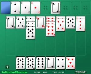 Алжирское Терпение, карточные, пасьянс, пасьянсы, карты, карти, в карты, играть, онлайн, бесплатно, без регистрации, бесплатные, флеш, флэш, flash, игры, игра, games
