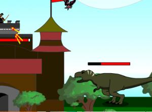 Атака динозавров3