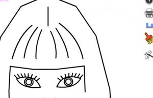 Барби рисовалки