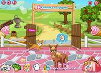 Больница для животных, скриншот игры, экономические, стратегии, на развитие, играть, онлайн, бесплатно, без регистрации, бесплатные, флеш, флэш, flash, игры, игра, games