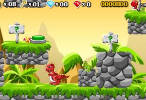Два динозавра