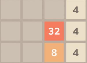 Головоломка с цифрами 2048