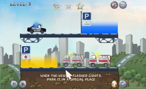 Город машин