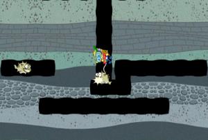 Губка Боб бродилка