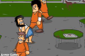 Хобо 2. в тюрьме