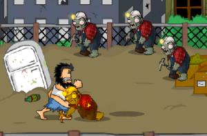 Хобо против зомби