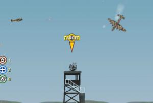 Игра Бомбардировщик