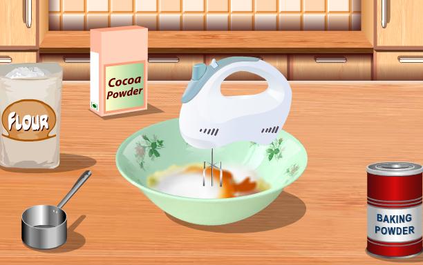 Игры Для Девочек Бесплатно Кухня Сары Хэллоуинские Кексы