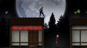 Игра Тень ниндзя