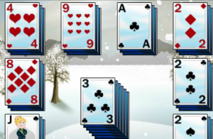 Карточный маджонг3