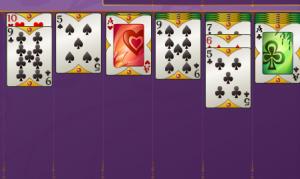 Карточный пасьянс