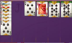 Карточный пасьянс3