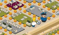 Когнишн, скриншот игры, классика, классические, пакман, онлайн, бесплатно, игра, games, packman