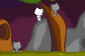 Кот-ниндзя. Таинственный вор