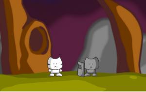 Кот-ниндзя. Таинственный вор4