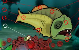 Кровожадные пираньи 3