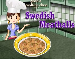 Кухня Сары шведские фрикадельки, кухня Сары, готовить, кухня, на кухне, готовка, для девочек, для девушек, кушать, есть, еда, приготовление, еды, играть, онлайн, бесплатно, без регистрации, бесплатные, флеш, флэш, flash, игры, игра, games