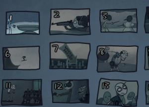 Квест троллфейса 4: Зимняя олимпиада