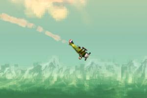 Леталка на самолётах