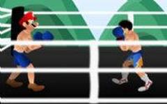 Mario Boxing, скриншот игры, mario, марио, super mario, dendy, денди, сего, сега, играть, онлайн, бесплатно, без регистрации, бесплатные, флеш, флэш, flash, игры, игра, games