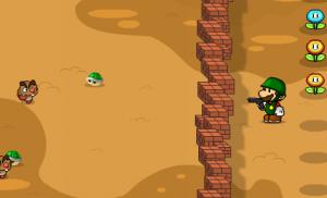 Марио против зомби3