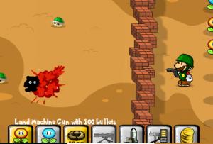 Марио против зомби4