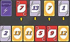 Молния, скриншот игры, классика, зума, классические, flash, game, игры, бесплатно
