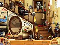 Натали Брукс - Тайна наследства, скриншот игры, игра, онлайн, games, бесплатно, логика, квест, выход из комнаты