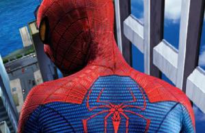 Невероятный человек паук4