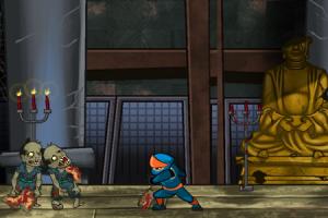 Ниндзя против зомби 24