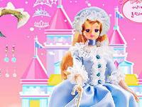 Одень Barbie Принцессу весны, скриншот игры, барби, barbi, кукла, куклы, для девочек, играть, для девушек, онлайн, бесплатно, без регистрации, бесплатные, флеш, флэш, flash, игры, игра, games