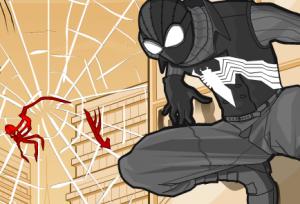 Одевалка Человек паук3