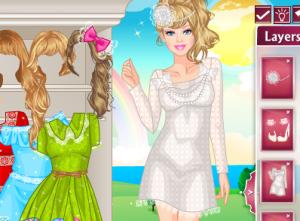Одевалка мода Барби3