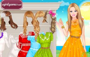 Одевалка мода Барби4
