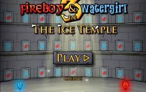 Огонь и вода 3 ледяной храм