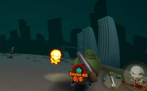 Охота на Зомби4