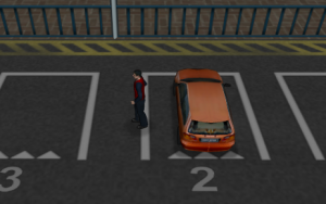 Парковка Лакея 3Д2