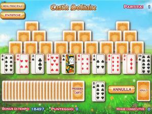Пасьянс Замок, карточные, пасьянс, пасьянсы, карты, карти, в карты, играть, онлайн, бесплатно, без регистрации, бесплатные, флеш, флэш, flash, игры, игра, games