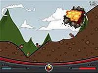 Pico, скриншот игры, worms, червячки, worm, стратегии, играть, онлайн, бесплатно, без регистрации, бесплатные, флеш, флэш, flash, игры, игра, games, пошаговые