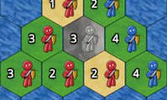Поле боя – шестиугольник!, скриншот игры, пошаговые, стратегии, играть, онлайн, бесплатно, без регистрации, бесплатные, флеш, флэш, flash, игры, игра, games