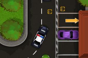 Полицейская Парковка 911
