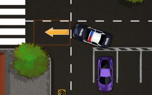 Полицейская Парковка 9114