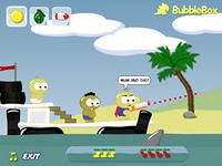 Raft Wars, скриншот игры, worms, червячки, worm, стратегии, играть, онлайн, бесплатно, без регистрации, бесплатные, флеш, флэш, flash, игры, игра, games, пошаговые