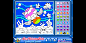 Раскраски и рисовалки для девочек онлайн бесплатно