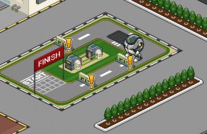 Робот арена