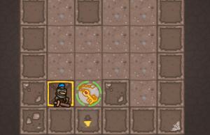 Рыцарская головоломка2