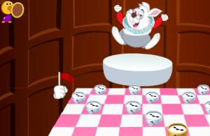 Шахматы. Алиса в стране чудес