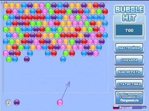 Шариковый обстрел, шарики, пузырьки, играть, стрельба шариками, онлайн, бесплатно, без регистрации, бесплатные, флеш, флэш, flash, игры, игра, games
