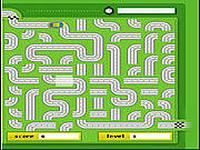 Short Cut, скриншот игры, соедини лампочки, трубопровод, головоломки, на логику, задания, играть, онлайн, бесплатно, без регистрации, бесплатные, флеш, флэш, flash, игры, игра, games
