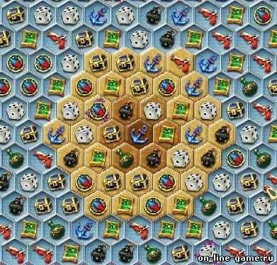 Mystic sea treasures game